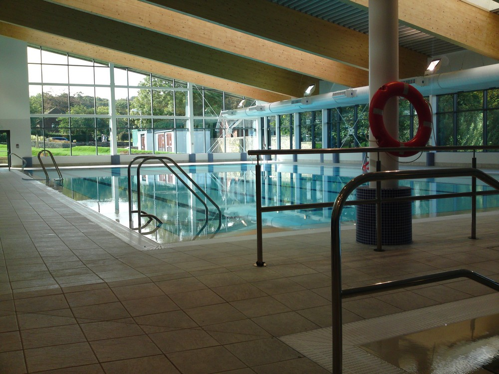 Blaydon Leisure Centre Pct Plunkett Tiling Contractors Ltd