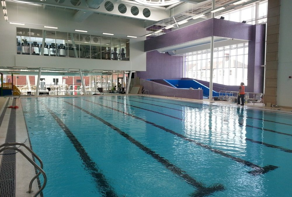 Swimming facilities ceramic tiling contractors uk for Swimming pool show uk