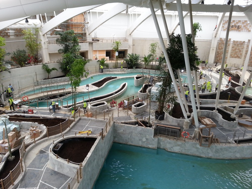 Center parcs woburn forest subtropical swimming paradise Center parcs elveden forest swimming pool