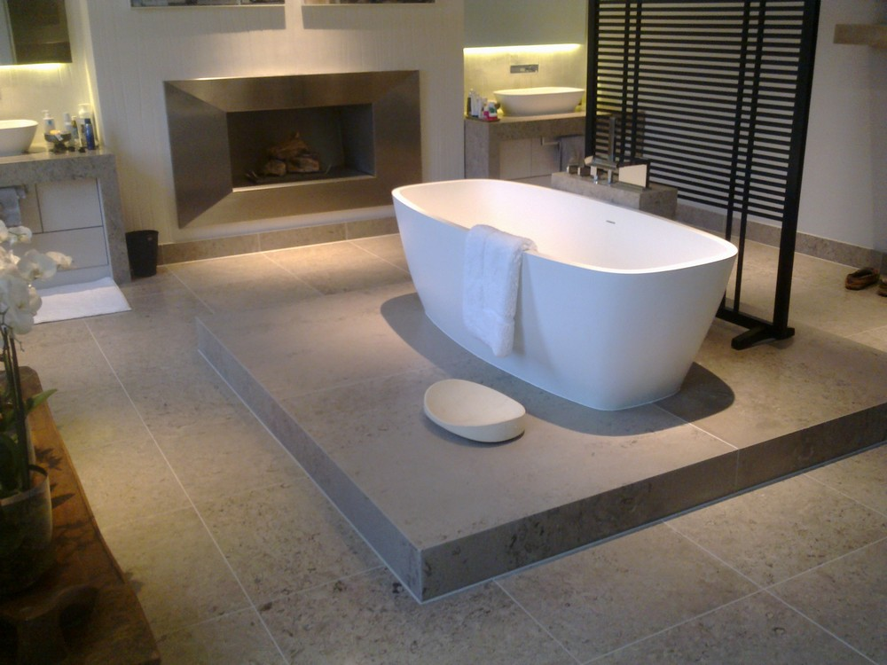 Ceramic tiling contractors