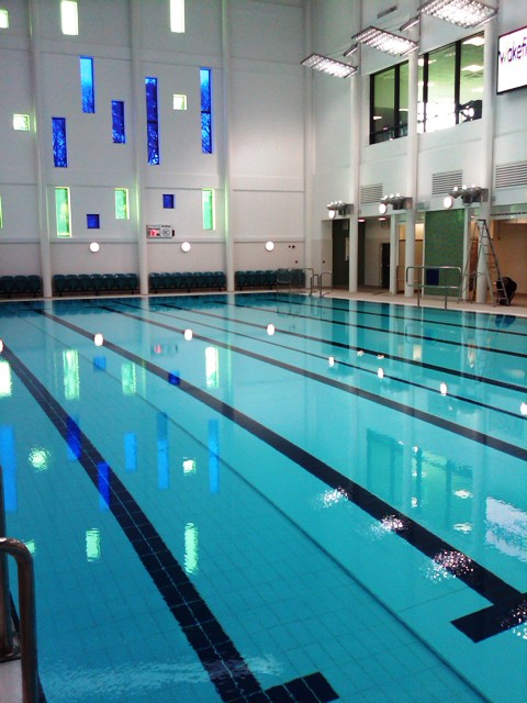 Sun Lane Leisure Centre Plunkett Tiling Contractors Ltd