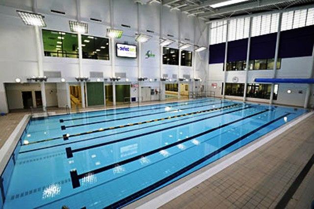 Sun Lane Leisure Centre Plunkett Tiling Contractors Ltd