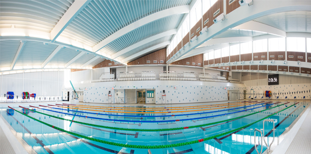 Swimming Facilities Ceramic Tiling Contractors Uk