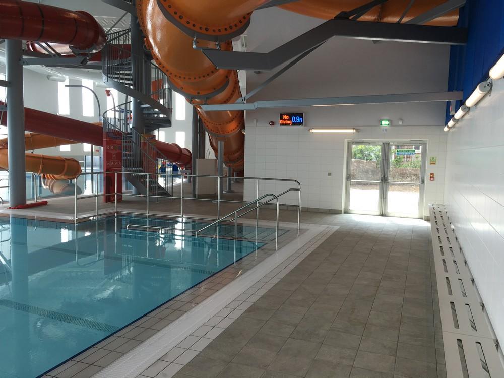 Bridlington Leisure Centre Plunkett Tiling Contractors Ltd